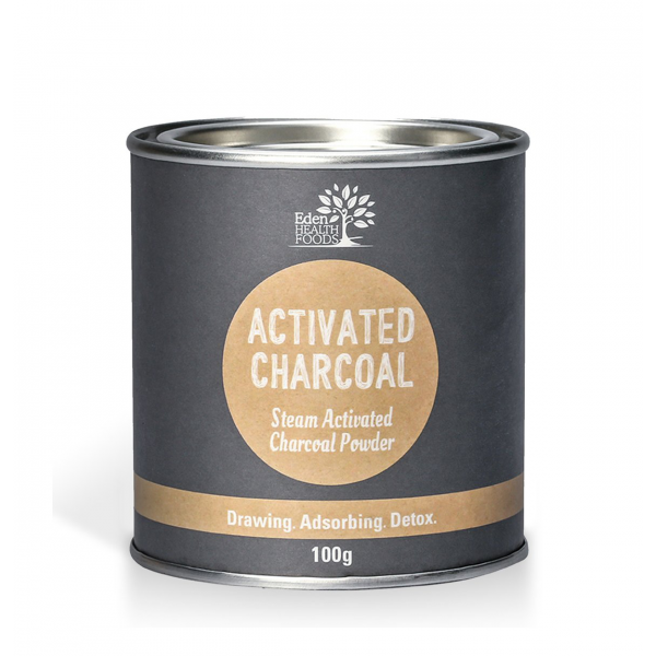 Activated Charcoal Steam Activated Powder 100g