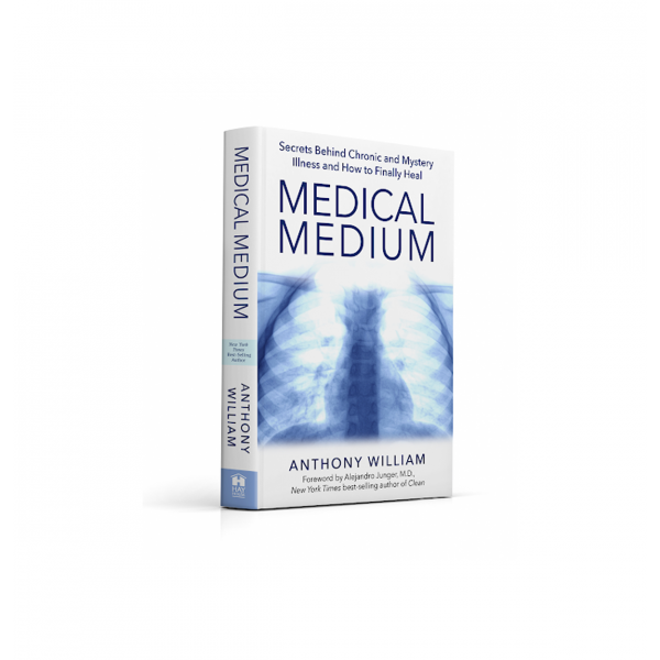 Medical Medium  By Anthony William [paperback]