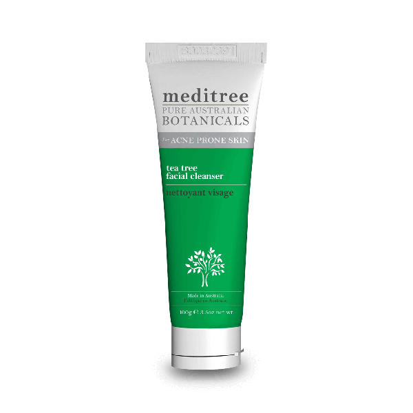 Meditree Acne Skin Tea Tree Facial Cleanser 100g