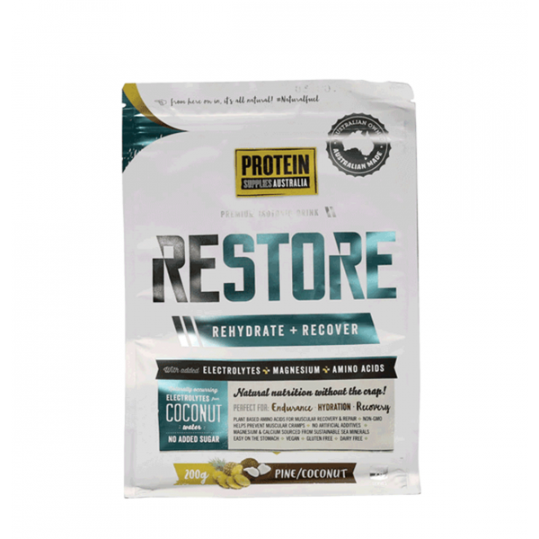 Hydration Recovery Drink Pine Coconut 200g