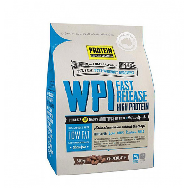 Whey Protein Isolate) Chocolate 500g