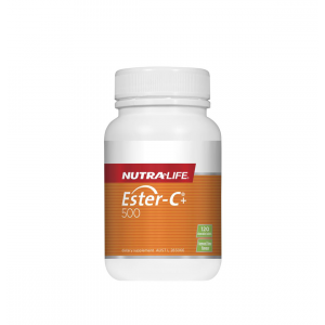 NutraLife Ester C 500mg Chewable 120t
