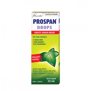 Flordis Prospan Drops Chesty Cough Relief 20ml Oral Liquid